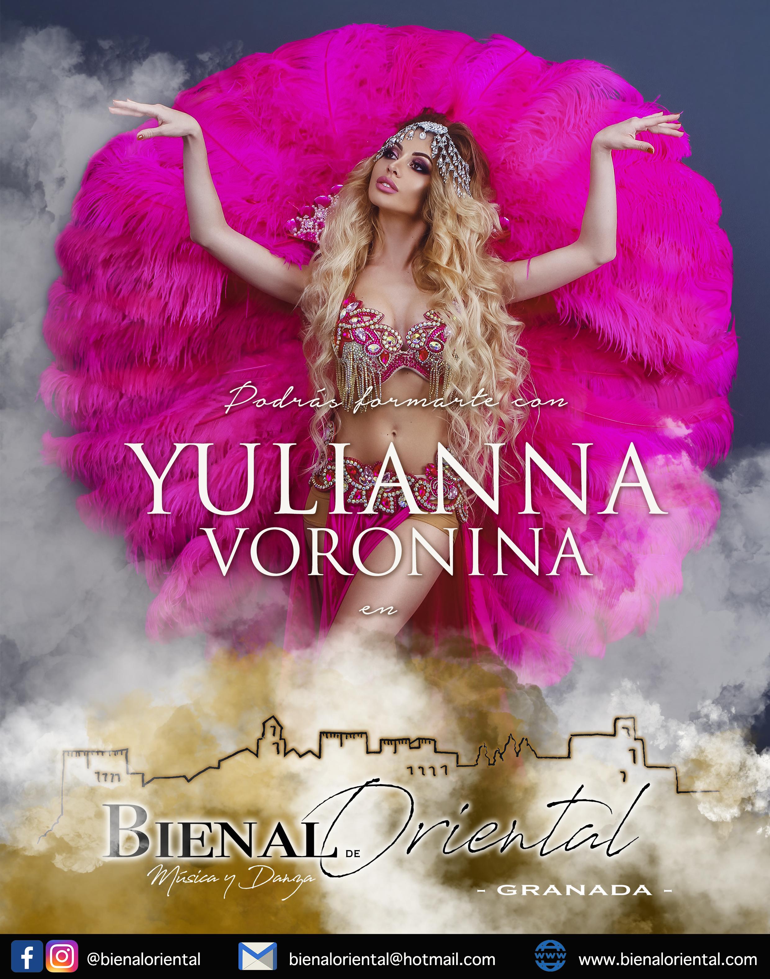 YULIANNA VORONINA - UCRANIA