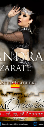 SANDRA ZÁRATE