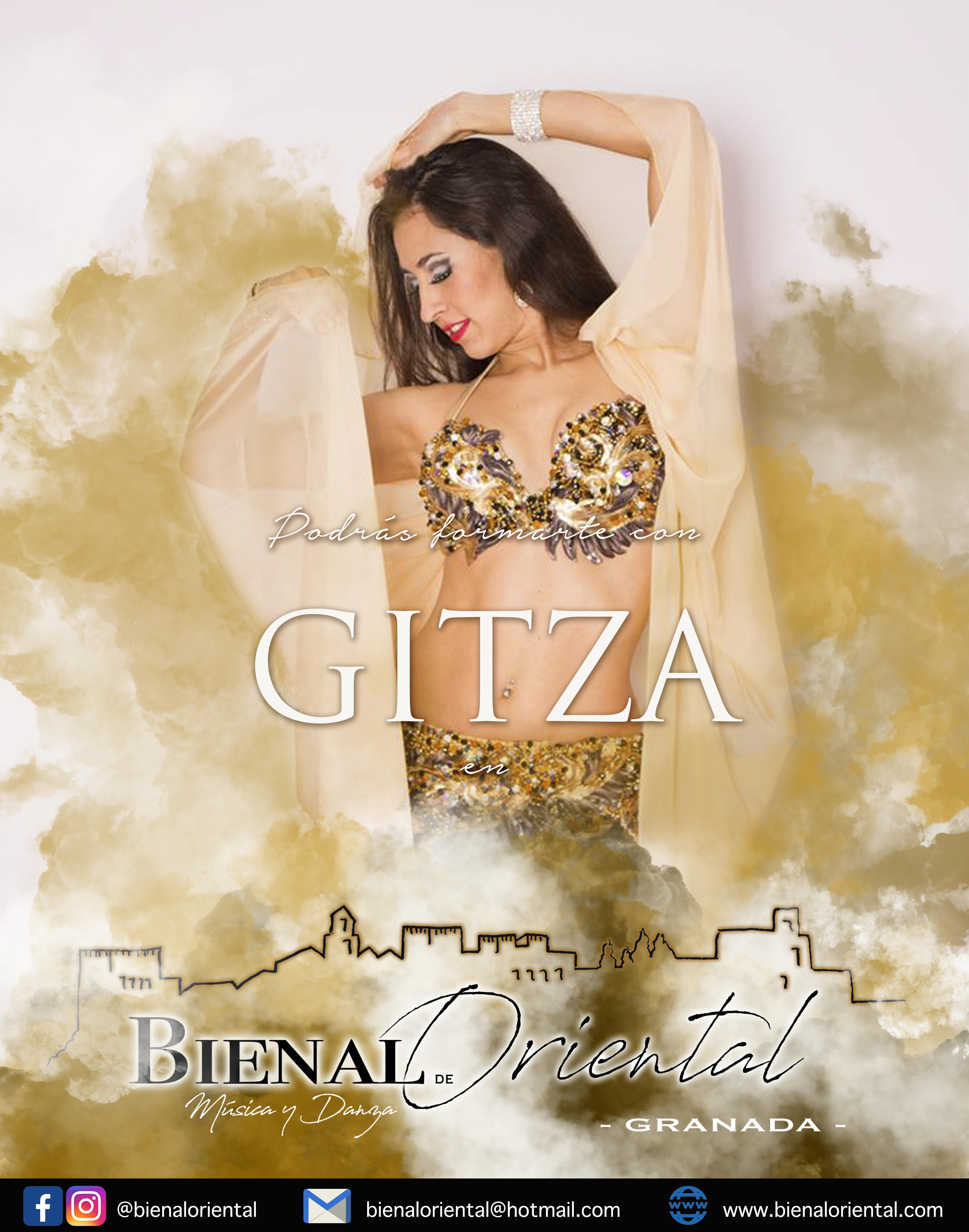 GITZA - MÉXICO/ESPAÑA