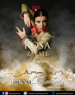 ROSA ZÁRATE - ESPAÑA