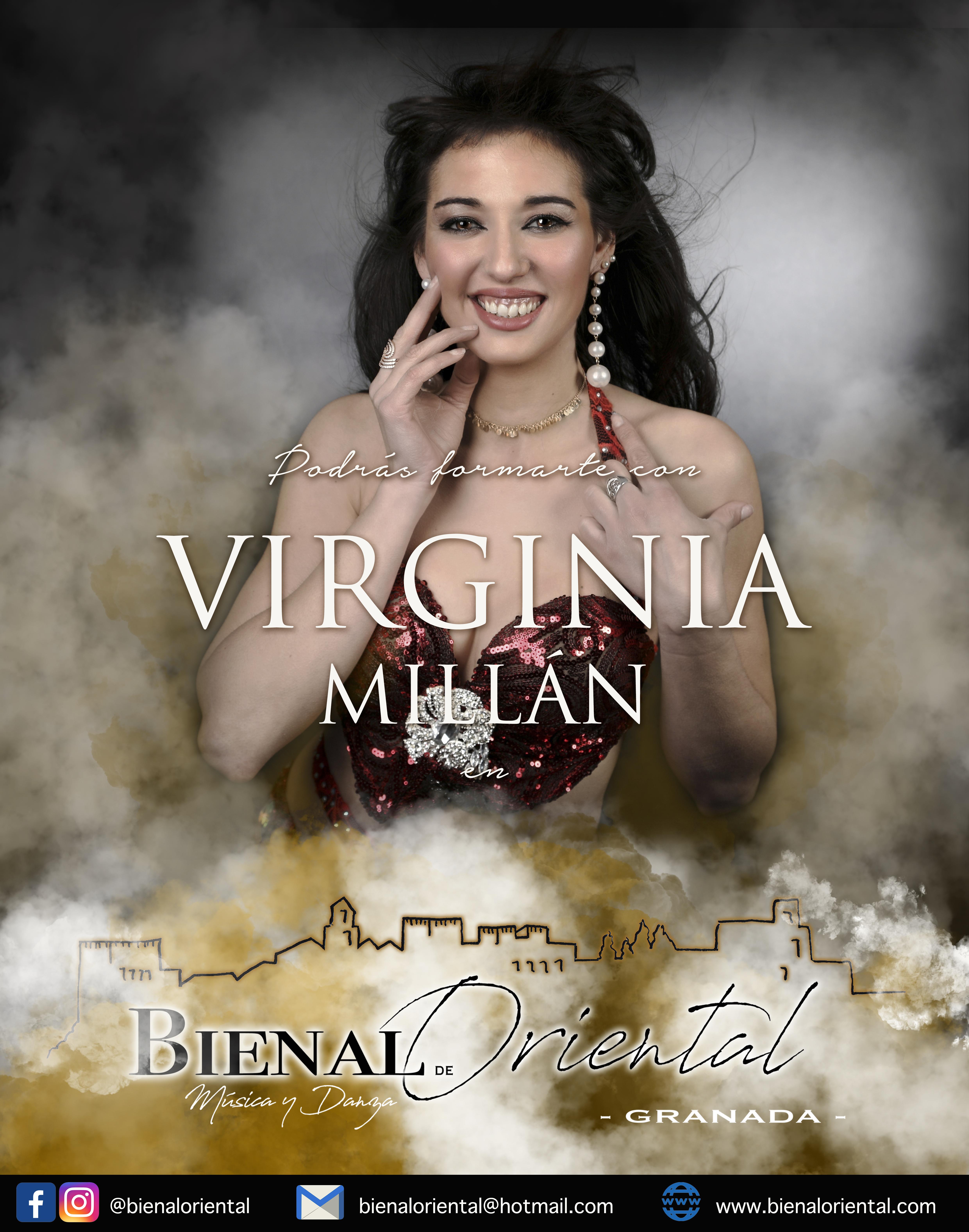 VIRGINIA MILLÁN - FRANCIA