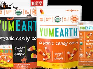 Circus Reviews - Organic/Natural Halloween candy