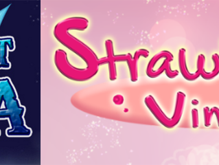 Starlight Vega and Strawberry Vinegar - A Comparison
