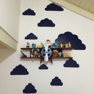 Children's Bedroom Wall Painting