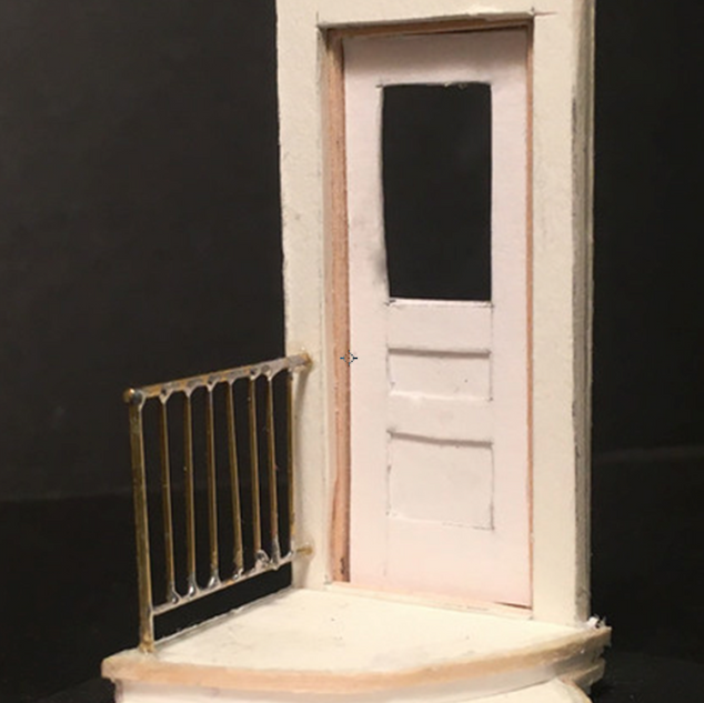 Front Porch - Class Project