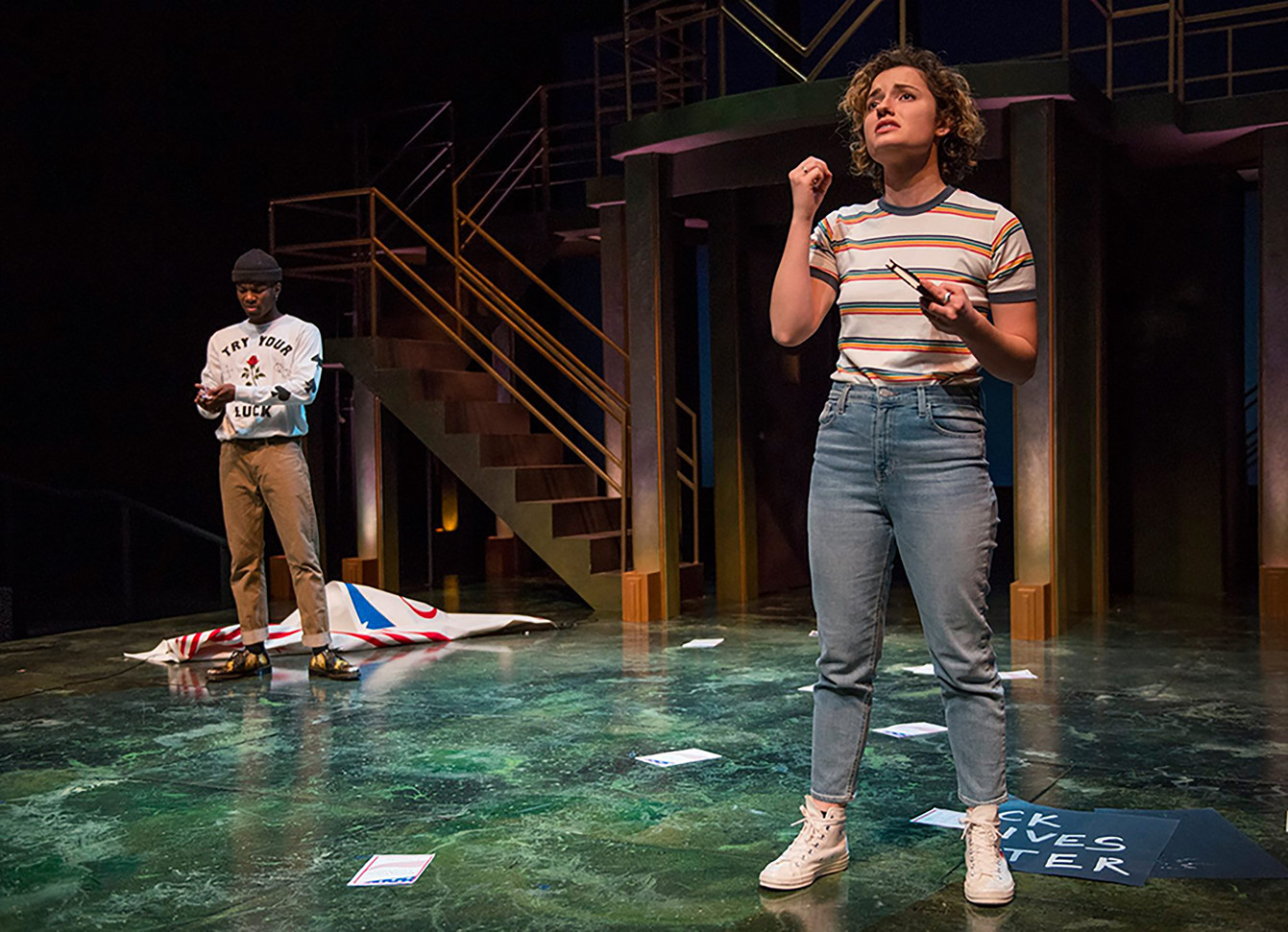 ROMEO AND JULIET - Fullerton Stage at DePaul University, Chicago