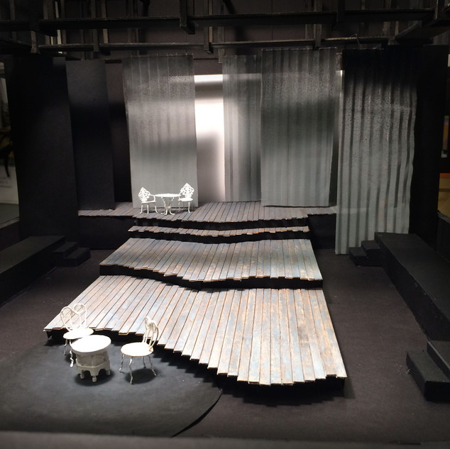 LADY FROM THE SEA - Healey Theatre at Depaul University, Chicago