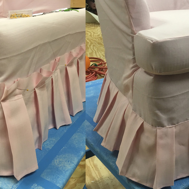 Chair Skirt