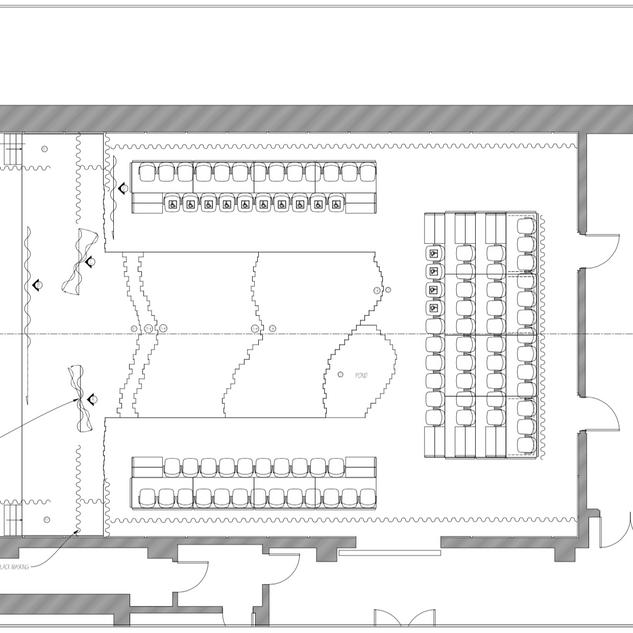 Drafting of Groundplan