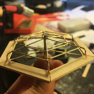 MIDSUMMER NIGHT'S DREAM - Preliminary Carousel Model Piece