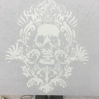 PETER PAN - Wallpaper Stenciling