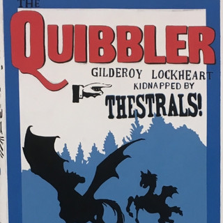 Quibbler Poster - Class Project