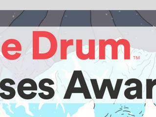 Food Gone Bad wins the Drum Roses Award
