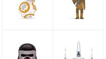 Skype Starwars emoticons