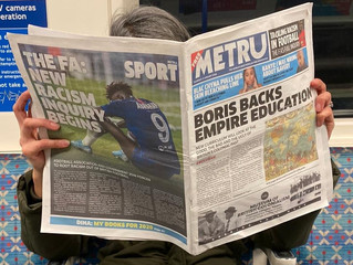 Metru - Read all about the truth about British colonialism