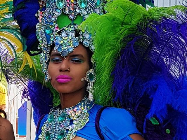 samba girl