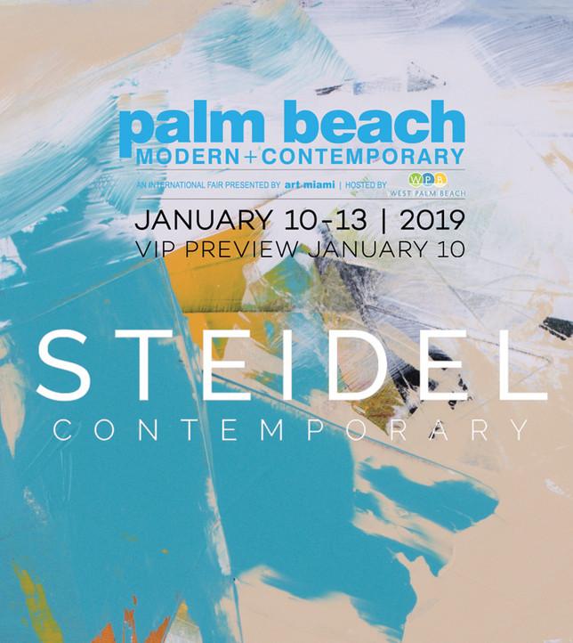 Palm Beach Modern + Contemporary 2019 Exhibition Preview