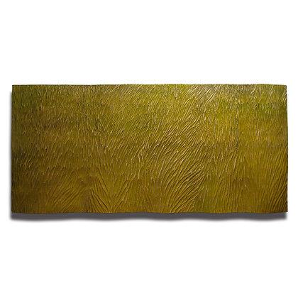 MICHAEL BAUERMEISTER Green Gold, 2013