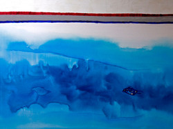 'EARTH SERIES -DEEP BLUE SEA' (2016)