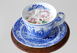 A FRAGRANT CUP OF ENGLISH TEA (2016)