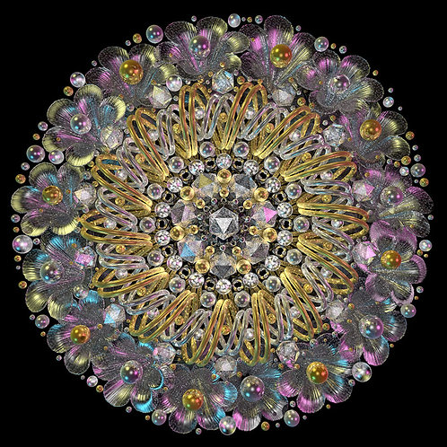 UNFATHOMABLE DIAMOND, DAVID RUBINSON