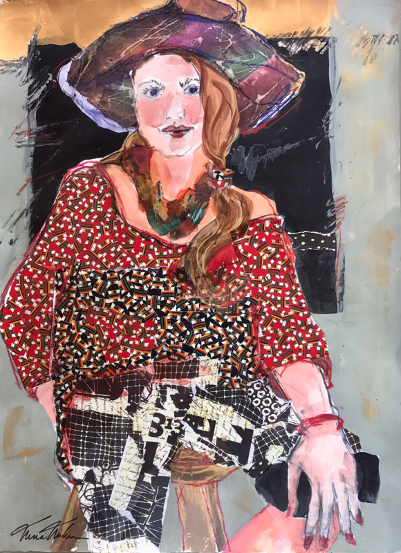 'HILL COUNTRY GAL' (2013)
