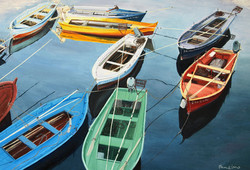 'OYSTER BOATS' (2015)
