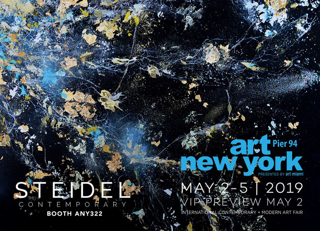 Exhibition Preview of Art New York 2019