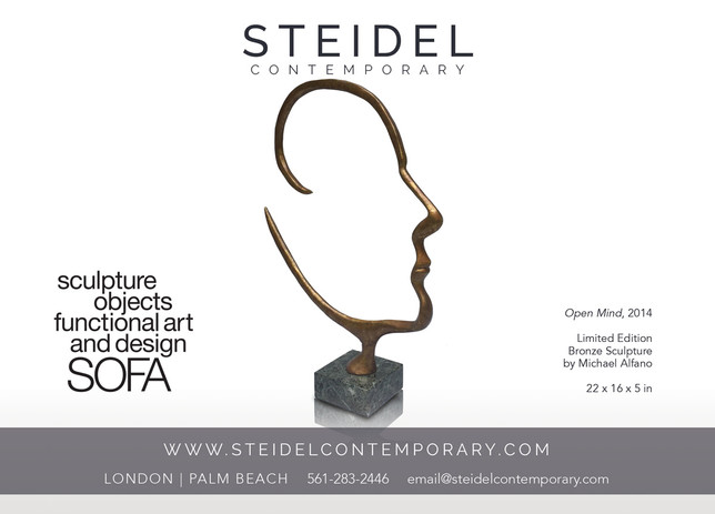 Steidel Contemporary joins the conversation at SOFA Chicago 2018 on emerging artists and the topic o