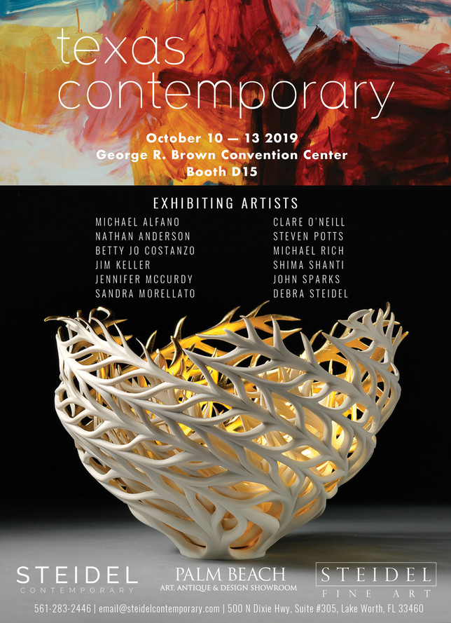 Art Market Productions present Texas Contemporary 2019