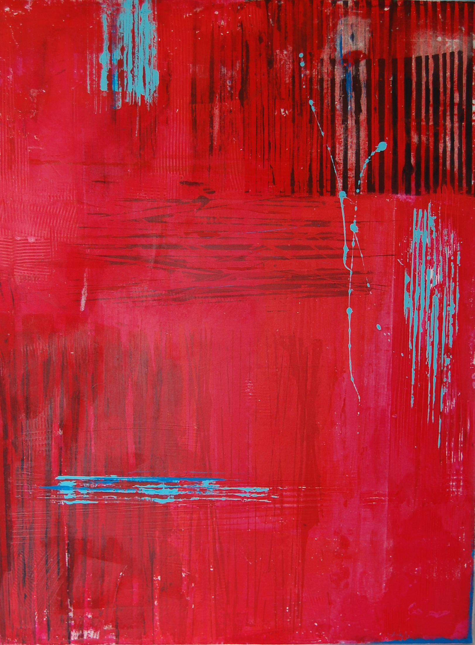 'RED LINES' (2016)