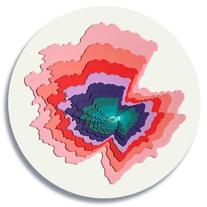 DIDEM YAGCI Oceanic Pink, 2020