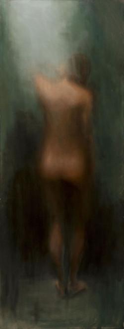 'BACK OF FEMALE NUDE' (2019)