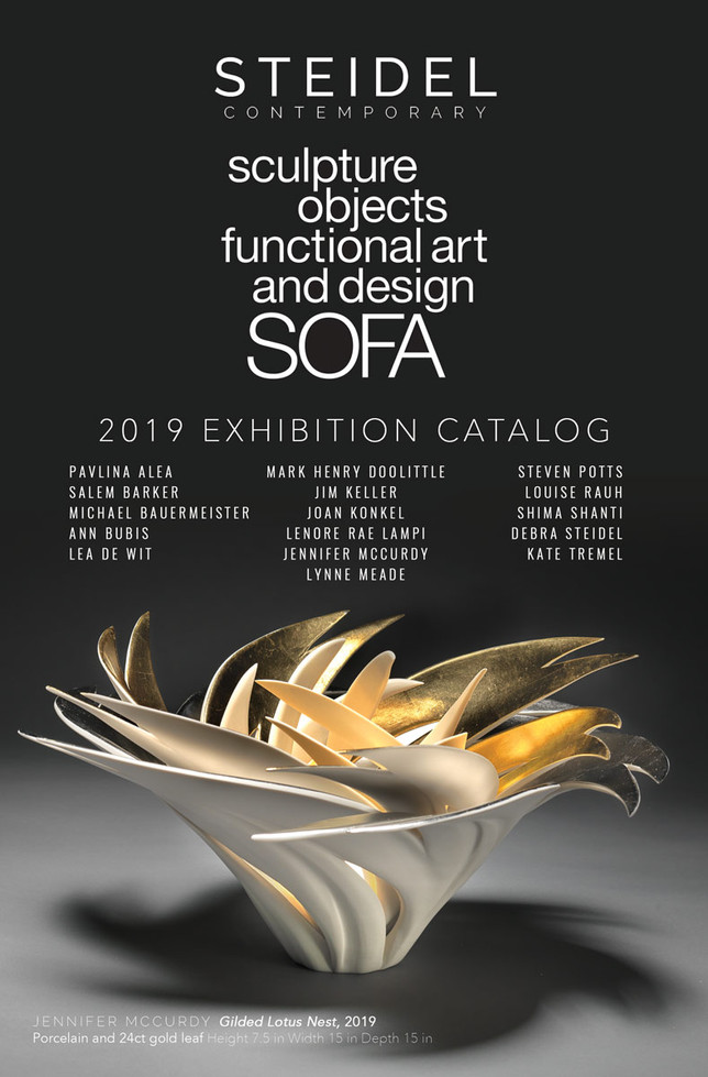 Steidel Contemporary returns to SOFA Chicago