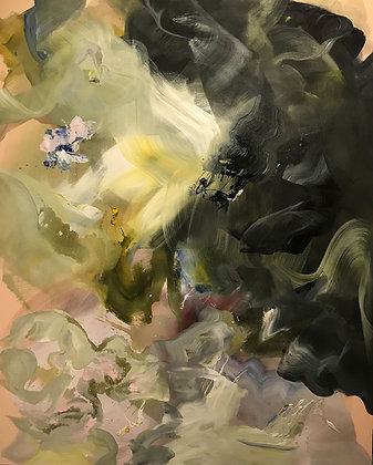IAN RAYER-SMITH Glitch, 2017