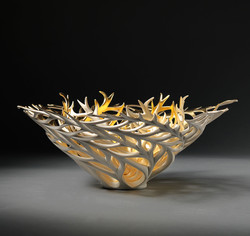 'GILDED CORAL NEST' (2019)