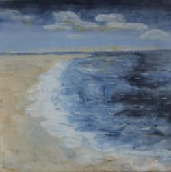 'CELESTE AND SEA #2' (2018)
