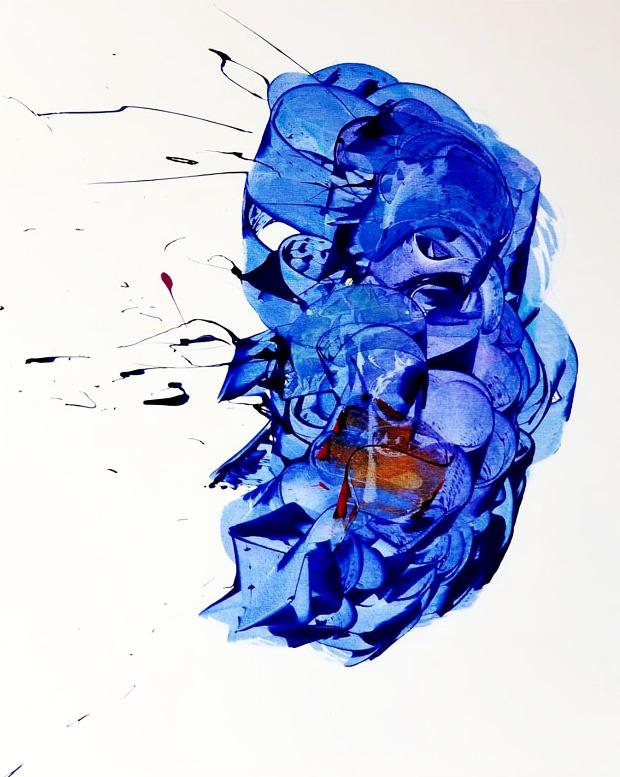 'BROKEN AND BLUE' (2018)