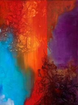 'REDS, BLUES, GOLDS, ETC.' (2015)
