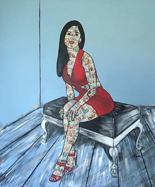 LA FEMME FATALE #3, SAMAR KAMEL