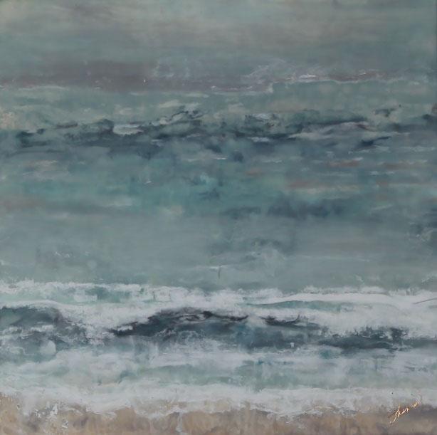 'CELESTE AND SEA #5' (2018)