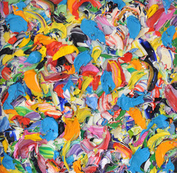'COLOR FRENZY' (2018)