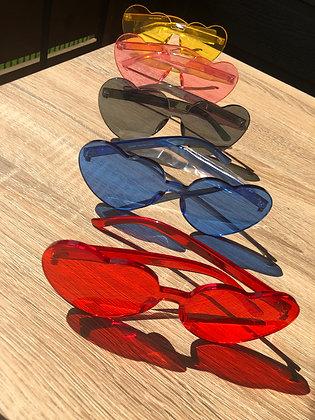 I Love Summer Sunglasses