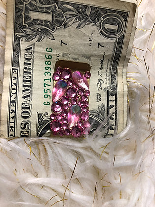 Paid in Pink Crystal