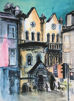 Edinburgh - 'Ghillie Dhu'