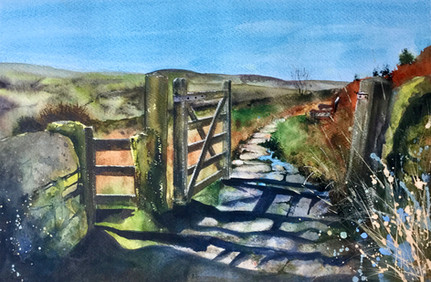 'The Open Gate'