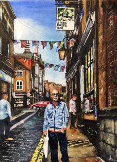 'Stone Roses Bar - York'