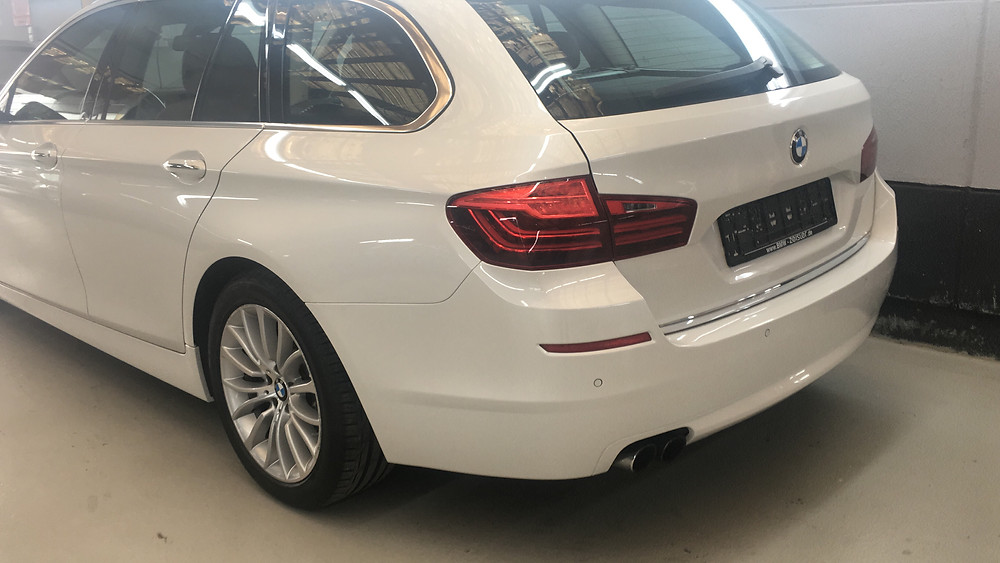 Komplettlackierung BMW