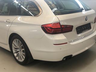 Lackierung Stoßstange BMW