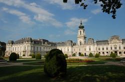 Kasteel van Festetics in Keszthely
